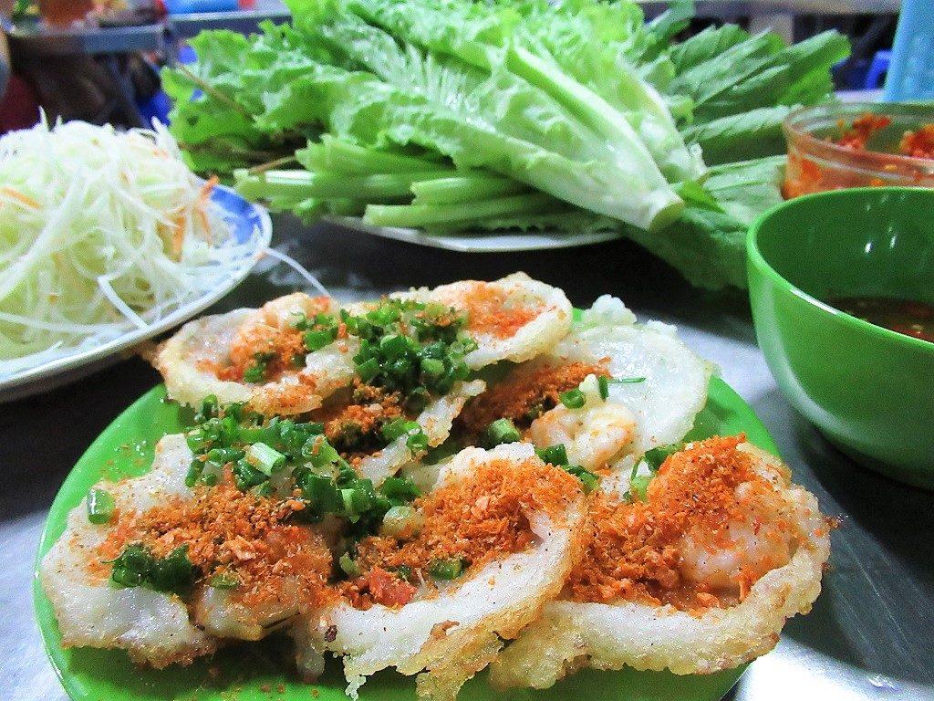 Bánh khọt Miền Đông, Vung Tau, Vietnam