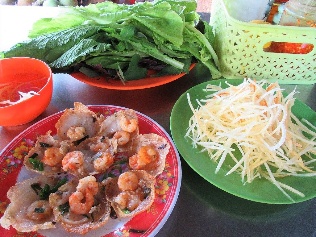 Bánh khọt Cây Đa, Vung Tau, Vietnam