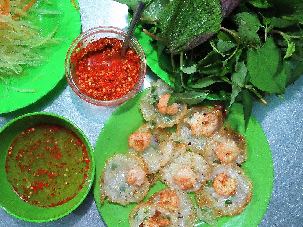 Bánh khọt Cô Xuân, Vung Tau, Vietnam