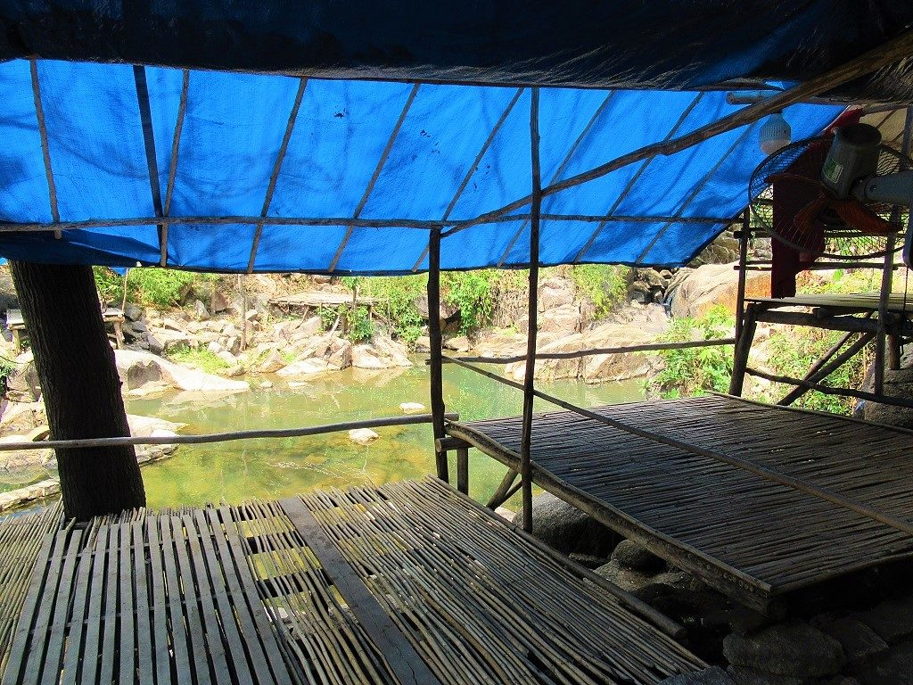 Accommodation at Suoi Da Spring, Núi Dinh Mountain, Ba Ria, Vietnam