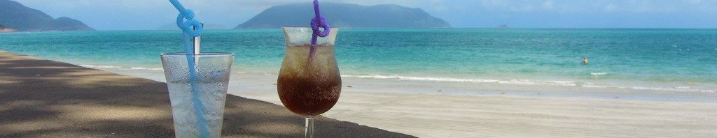 Cafes & bars on Con Son Island, Con Dao, Vietnam