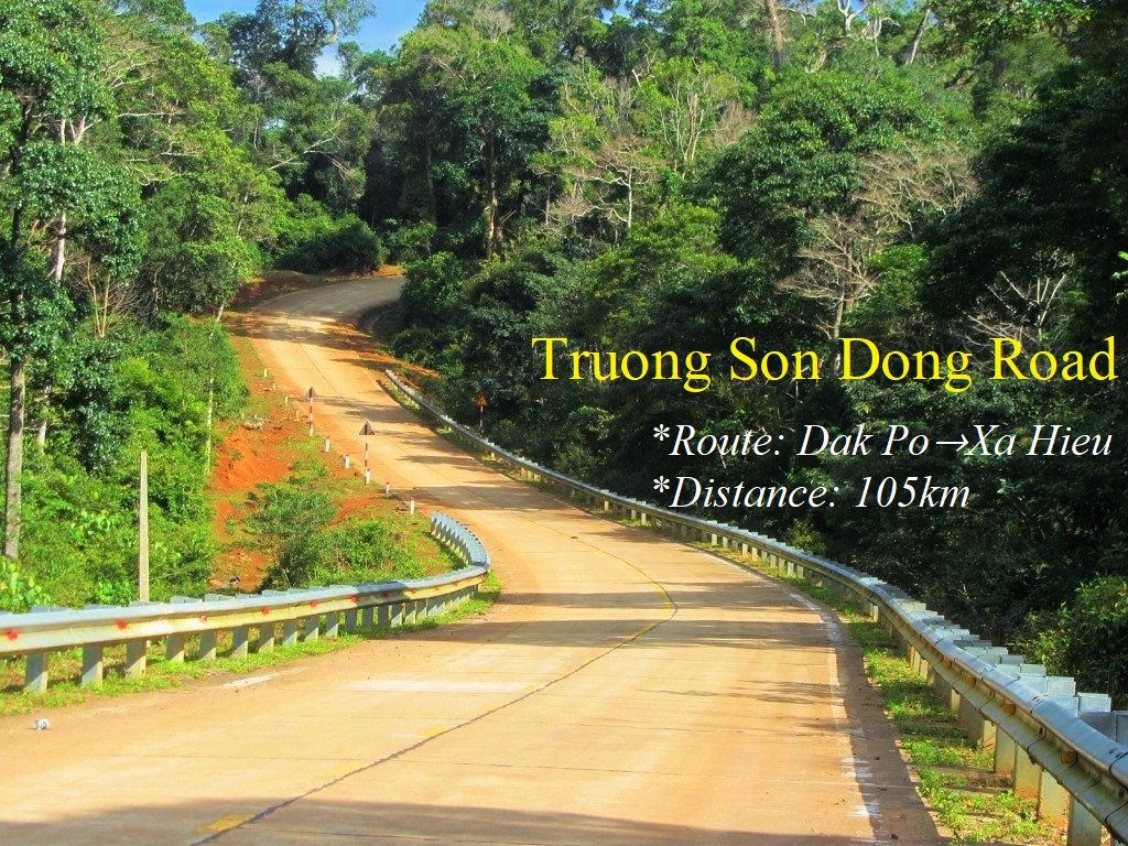 The Truong Son Dong Road, Vietnam