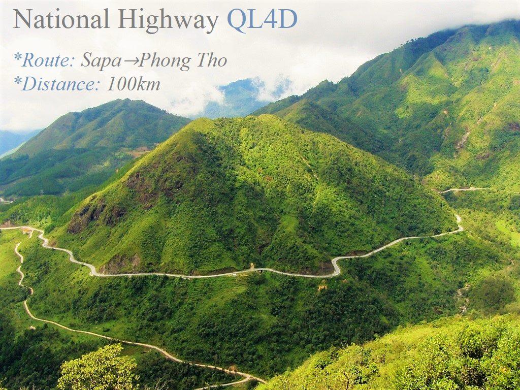 National Highway QL4D, Tram Ton (O Quy Ho) Pass, Sapa, Vietnam