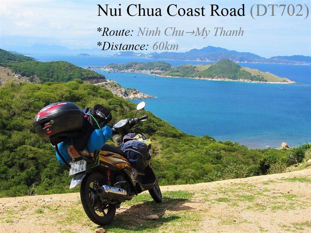 Nui Chua Coast Road, Ninh Thuan Province, Vietnam
