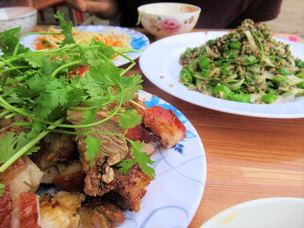 Quán Bình Hoa BBQ, Phong Nha, Vietnam