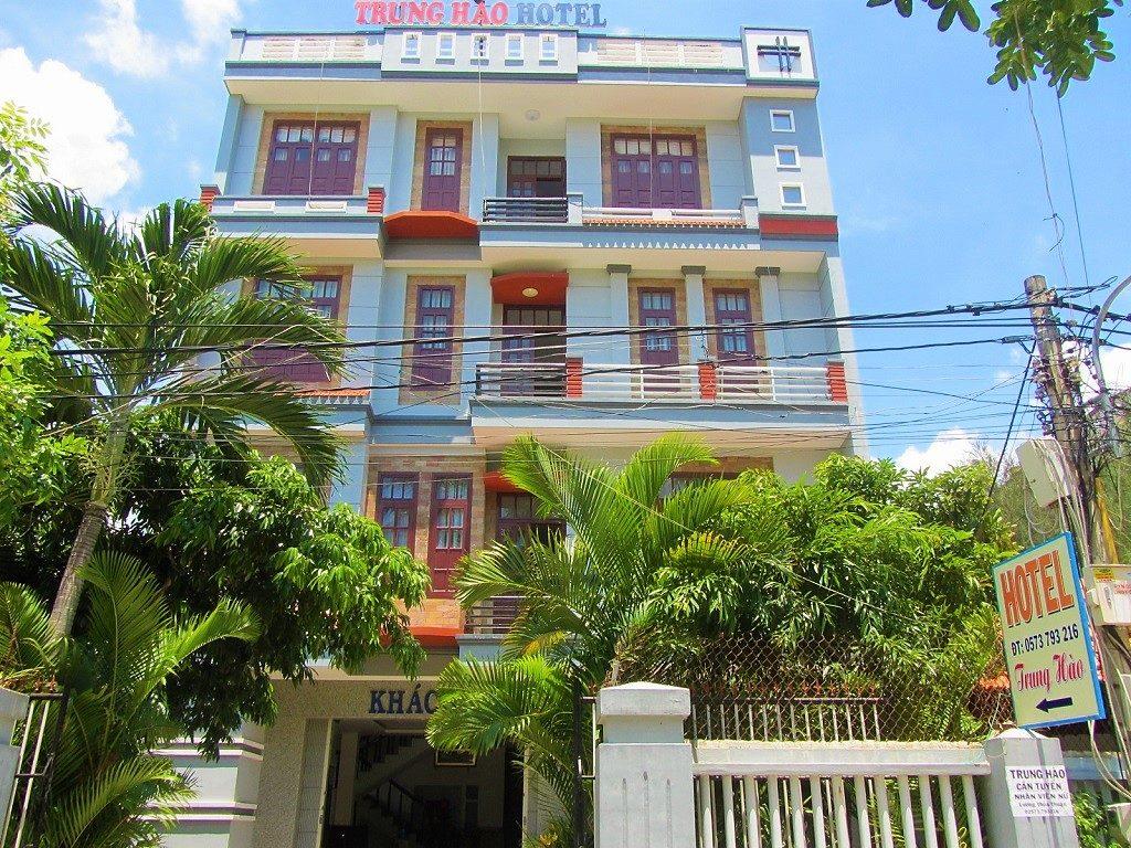 Hotel, Long Thuy beach, Phu Yen Province, Vietnam