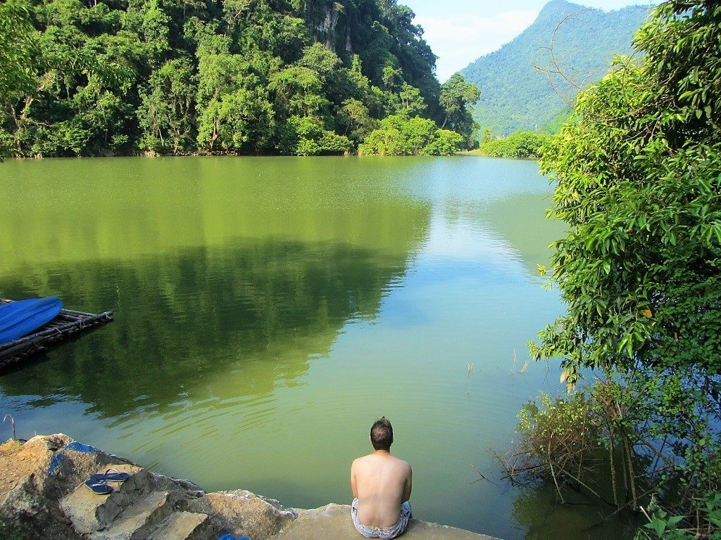 Ba Be Lake, Bac Kan Province, northern Vietnam