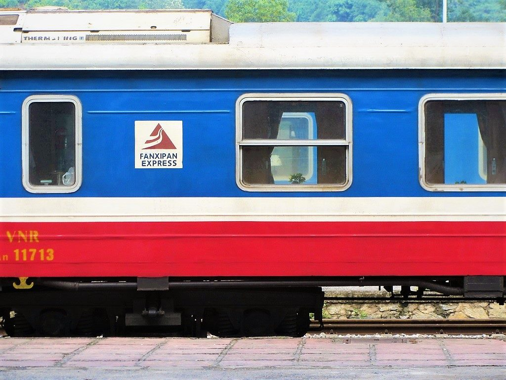 Fanxipan Express, sleeper train, Hanoi to Lao Cai, Vietnam