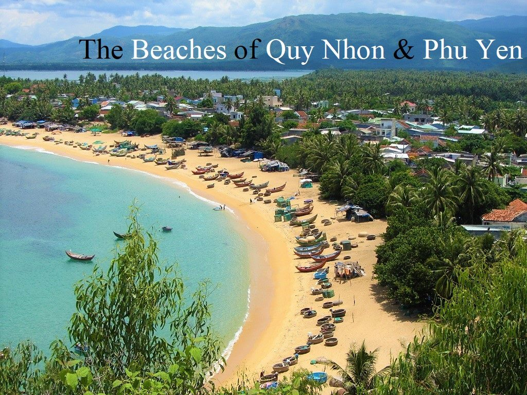 The beaches of Quy Nhon & Phu Yen, Vietnam