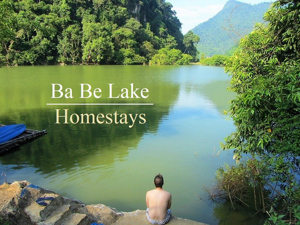 Ba Be Lake homestays, Bac Kan Province, Vietnam