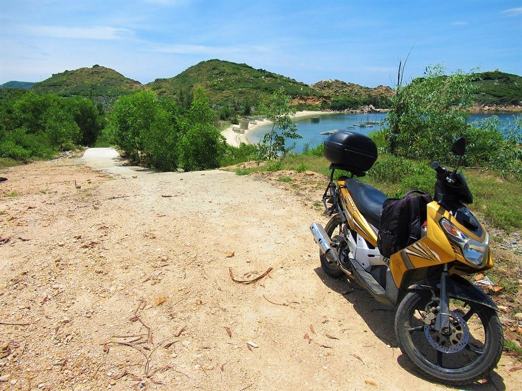 Motorbiking the beaches of Phu Yen & Quy Nhon, Vietnam