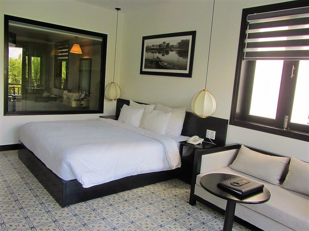 Guest room at Hoi An Waterway Resort, Vietnam