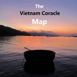 The Vietnam Coracle Map