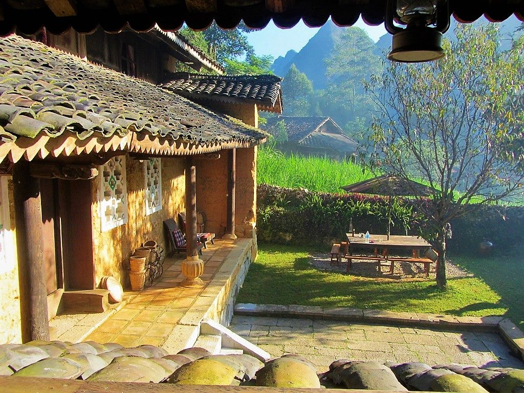 The Auberge de Meo Vac Mountain Lodge, Chung Pua, Ha Giang