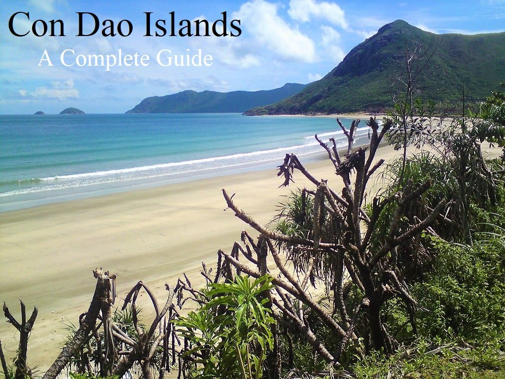The Con Dao Islands, Vietnam