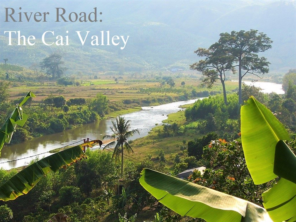 River Road, the Cai Valley, Vietnam