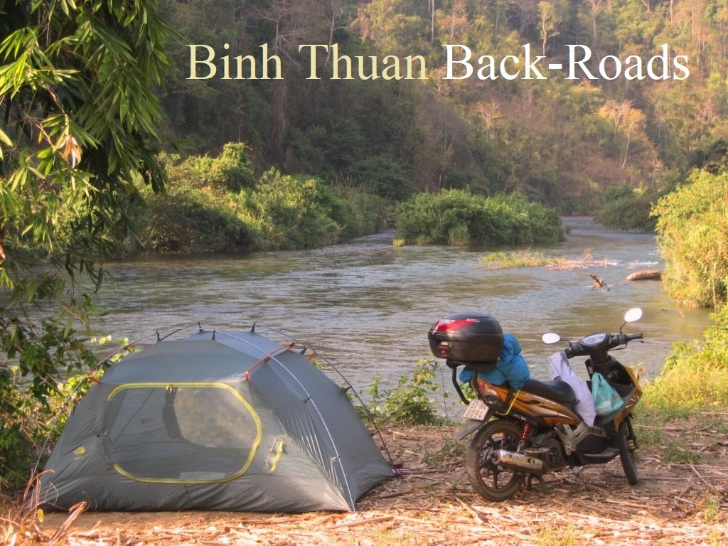 Binh Thuan Back-Roads, motorbike loop