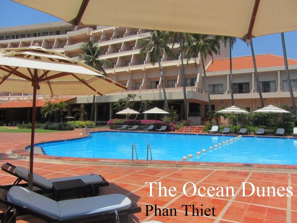 The Ocean Dunes Resort, Phan Thiet, Vietnam