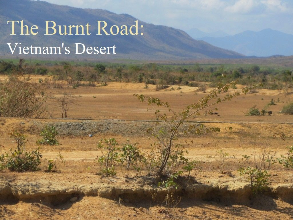 The Burnt Road, Vietnam's Desert
