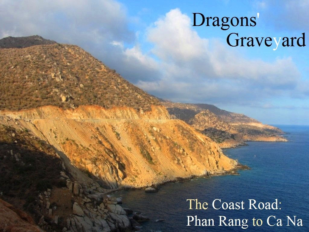 Dragon's Graveyard Coast Road, Vietnam