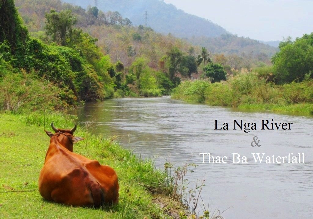 La Nga River & Thac Ba Waterfall, Vietnam