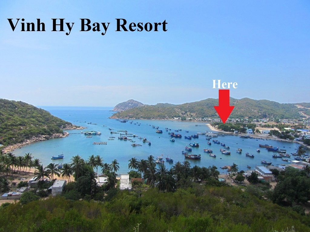 Vinh Hy Bay Resort, Vietnam