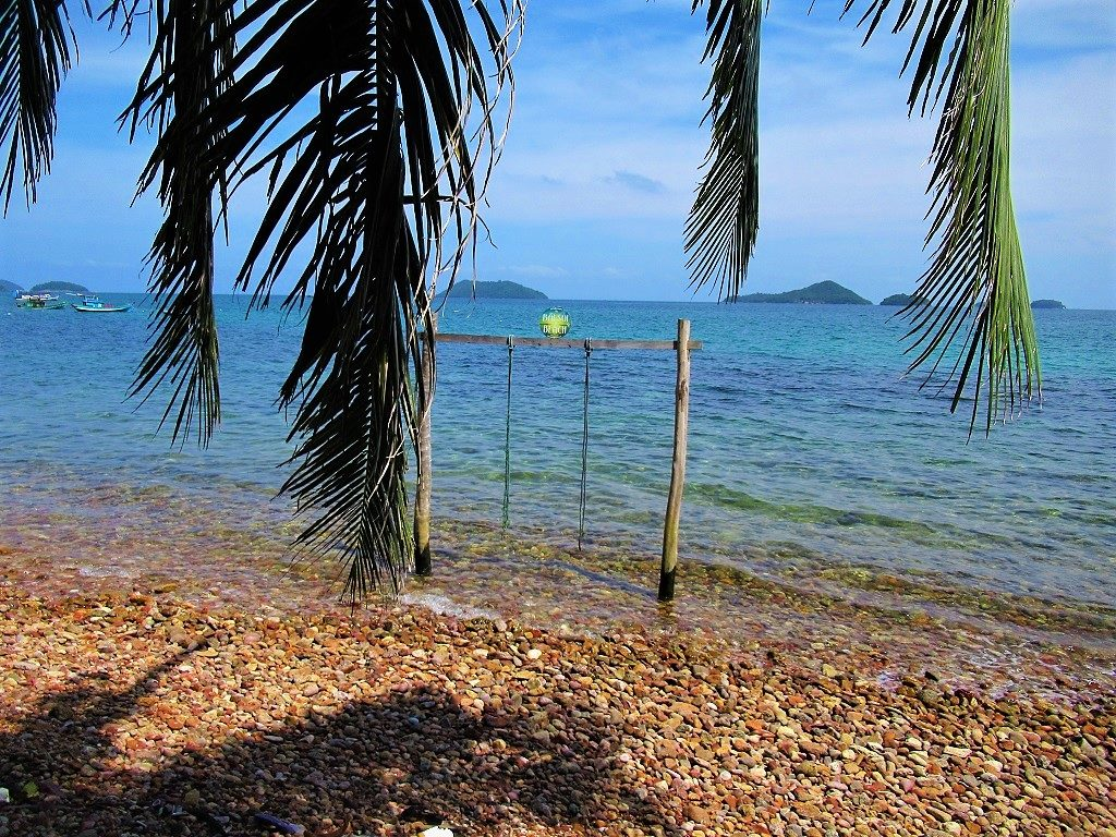 Bai Soi Beach, Nam Du Island, Vietnam