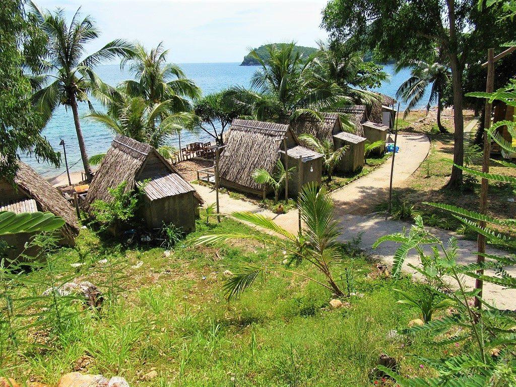 Humiso beach resort, Nam Du Islands, Vietnam
