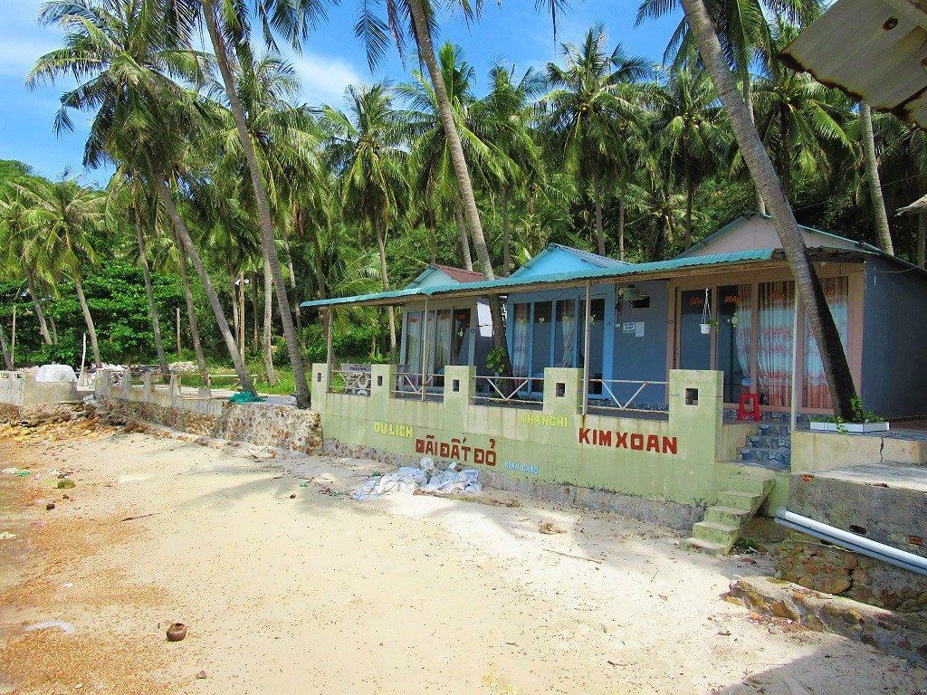 Kim Xoan Guest House, Nam Du Island, Vietnam