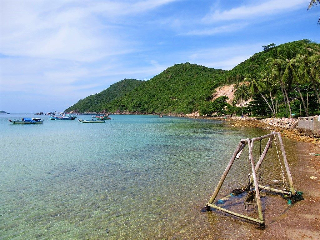 Bai Dat Do Beach, Nam Du Island, Vietnam