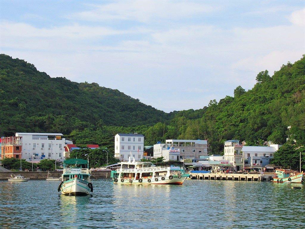 Bai Tet Village, Nam Du Island, Vietnam