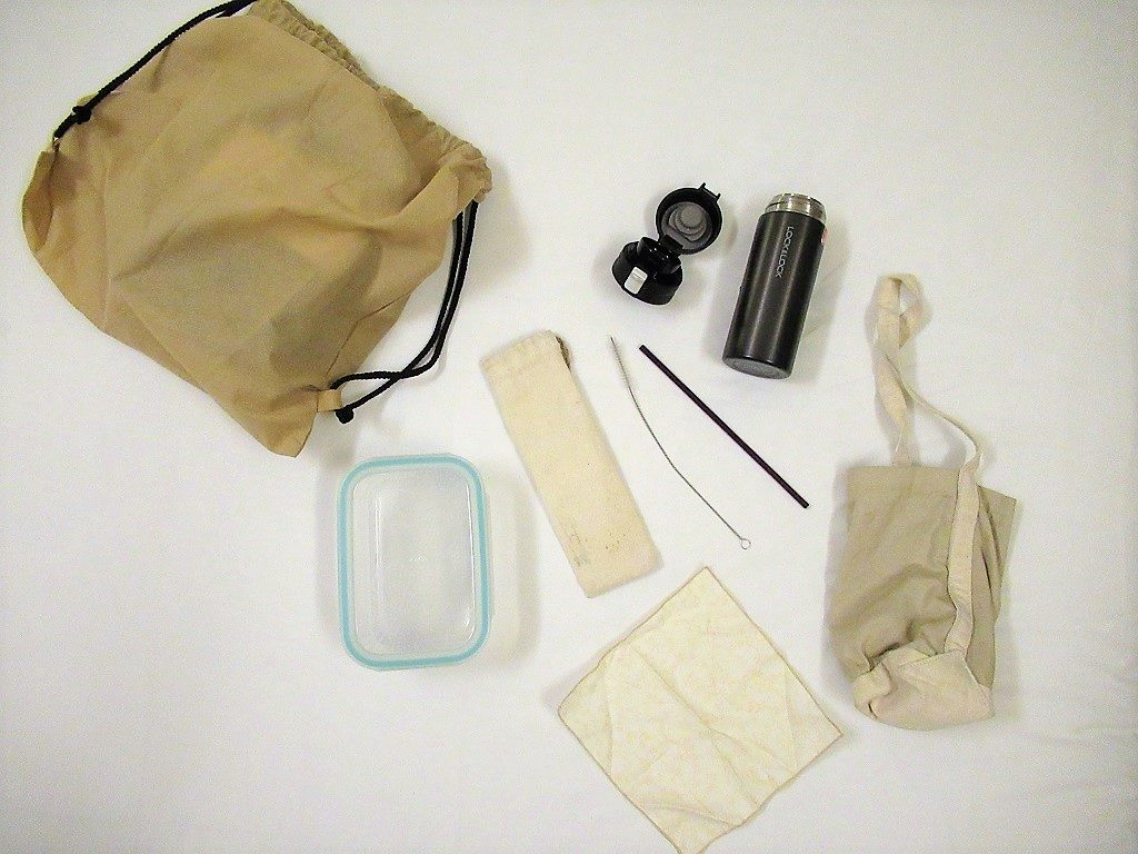 Sustainable & reusable products for travel, Vietnam