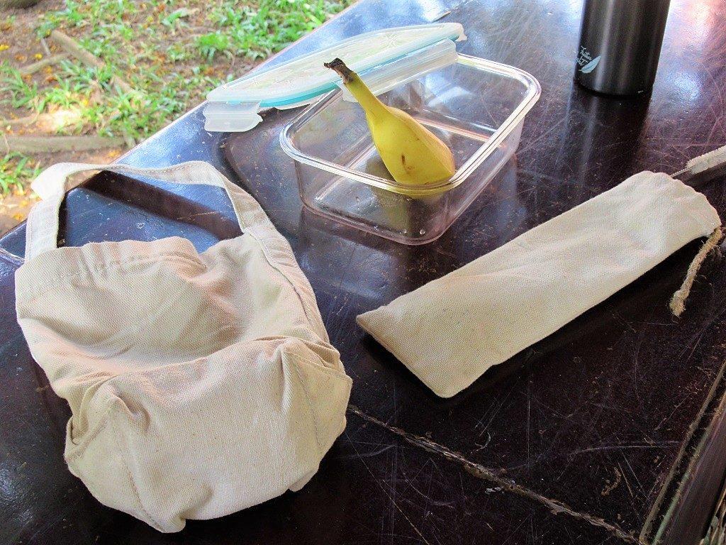 My reusable kit