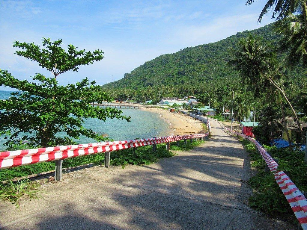 Bai Bac Beach, Hon Son Island, Vietnam
