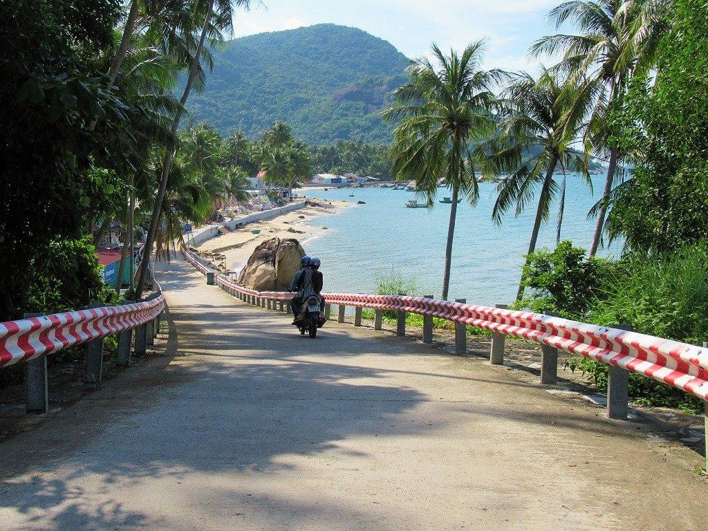 Bai Bo Beach, Hon Son Island, Vietnam