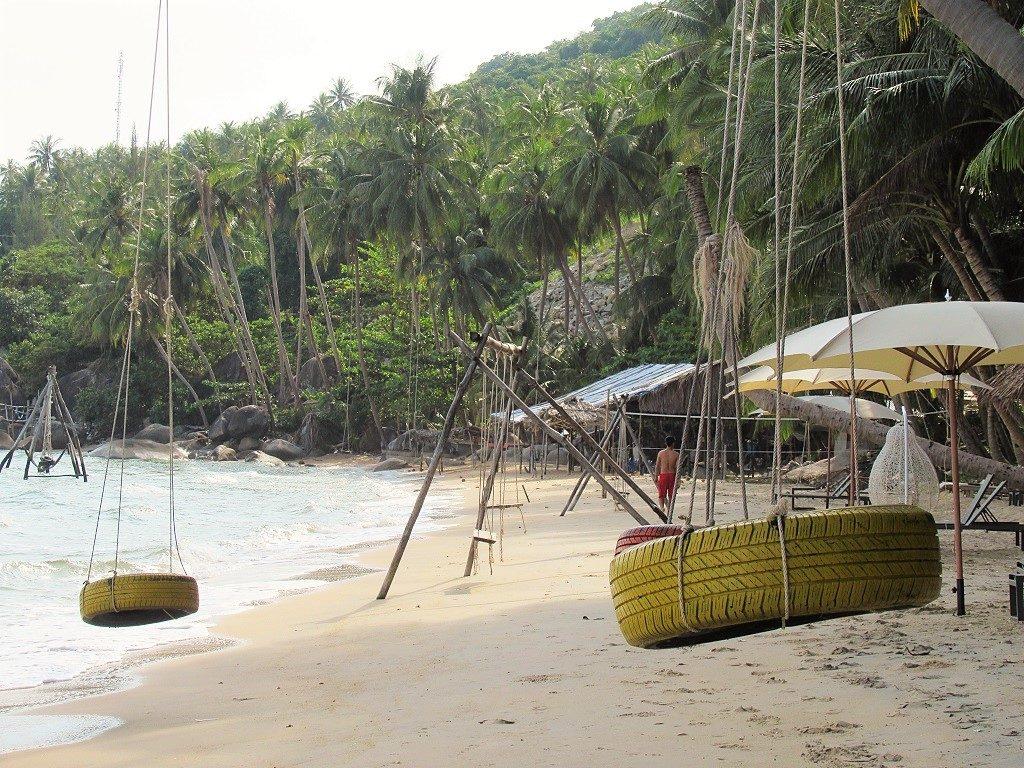 Bai Bang Beach, Hon Son Island, Vietnam
