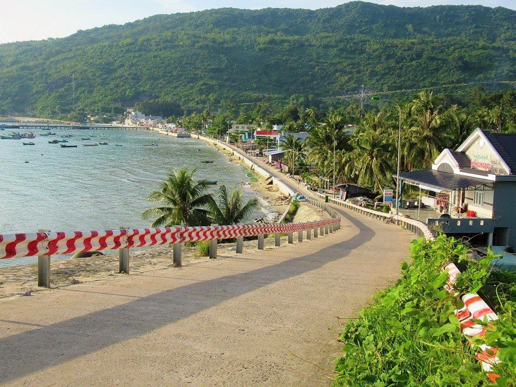 Lai Son village, Hon Son Island, Vietnam