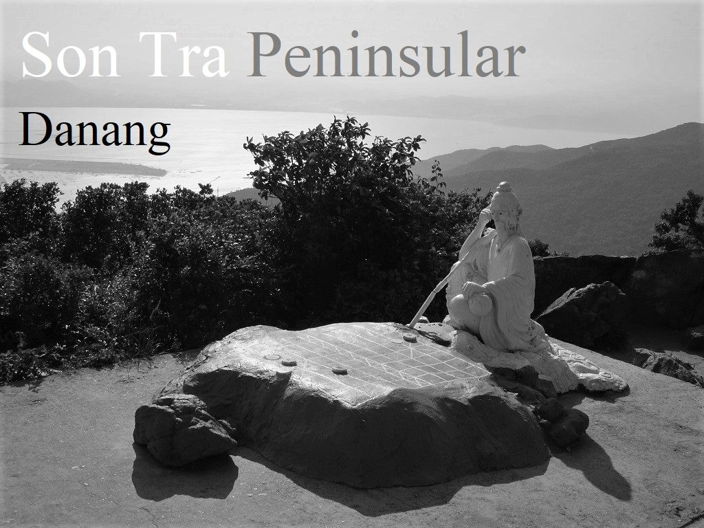 Son Tra Peninsular, Danang, Vietnam