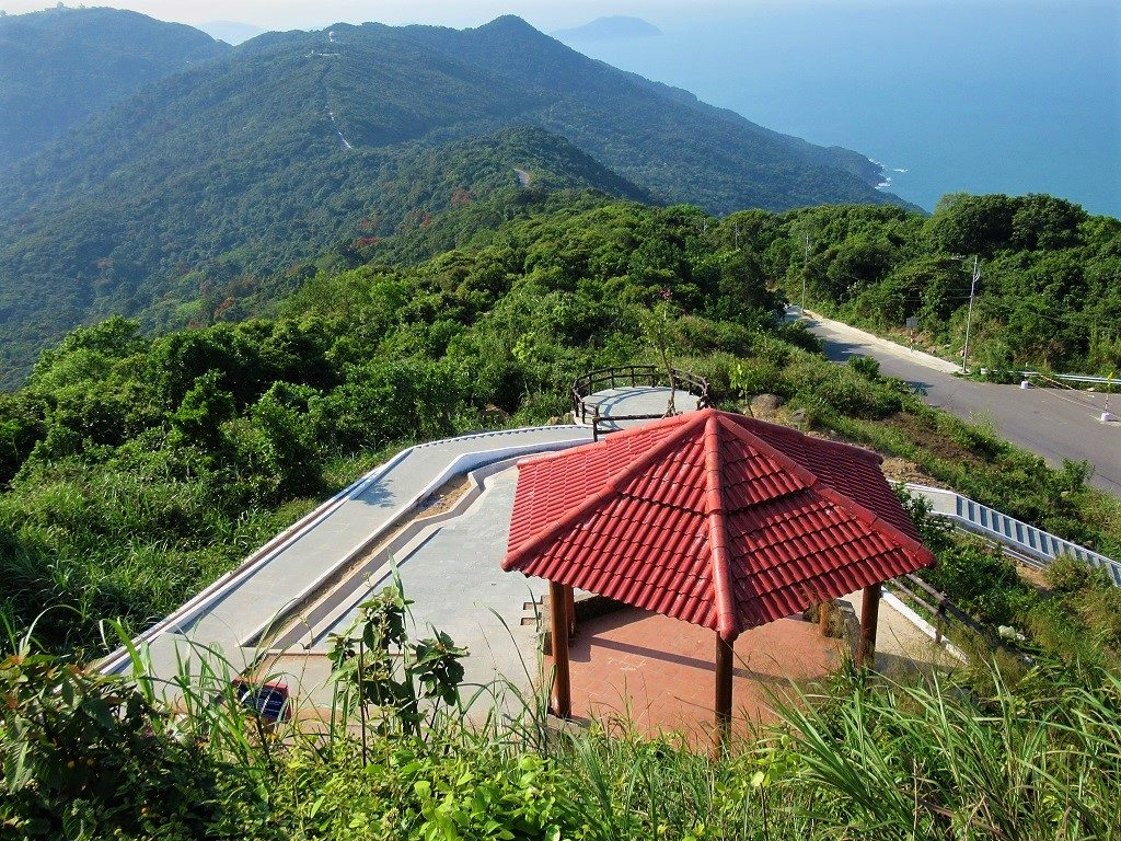 Ban Co Peak, Son Tra, Danang, Vietnam