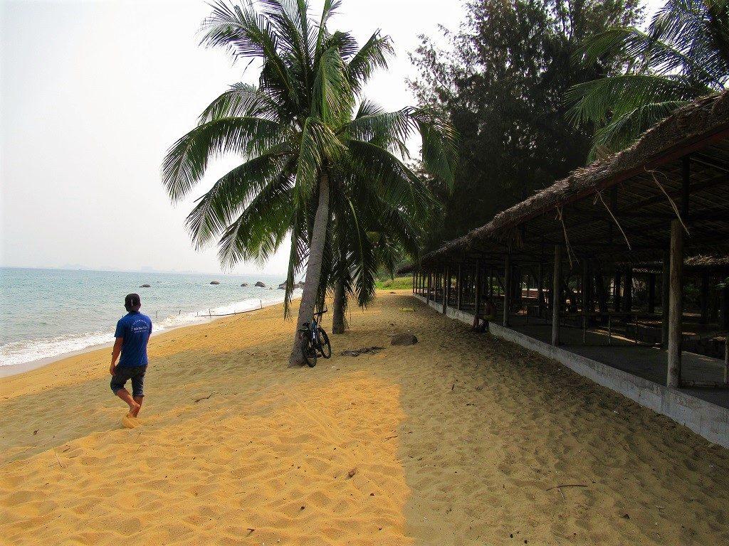 Bai Cat Beach, Son Tra Peninsular, Danang, Vietnam