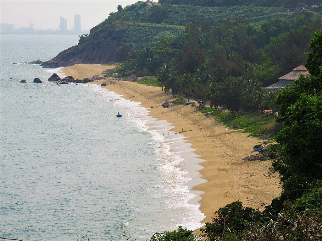 Bai Cat Beach, Son Tra Peninsular, Danang, Vietnam