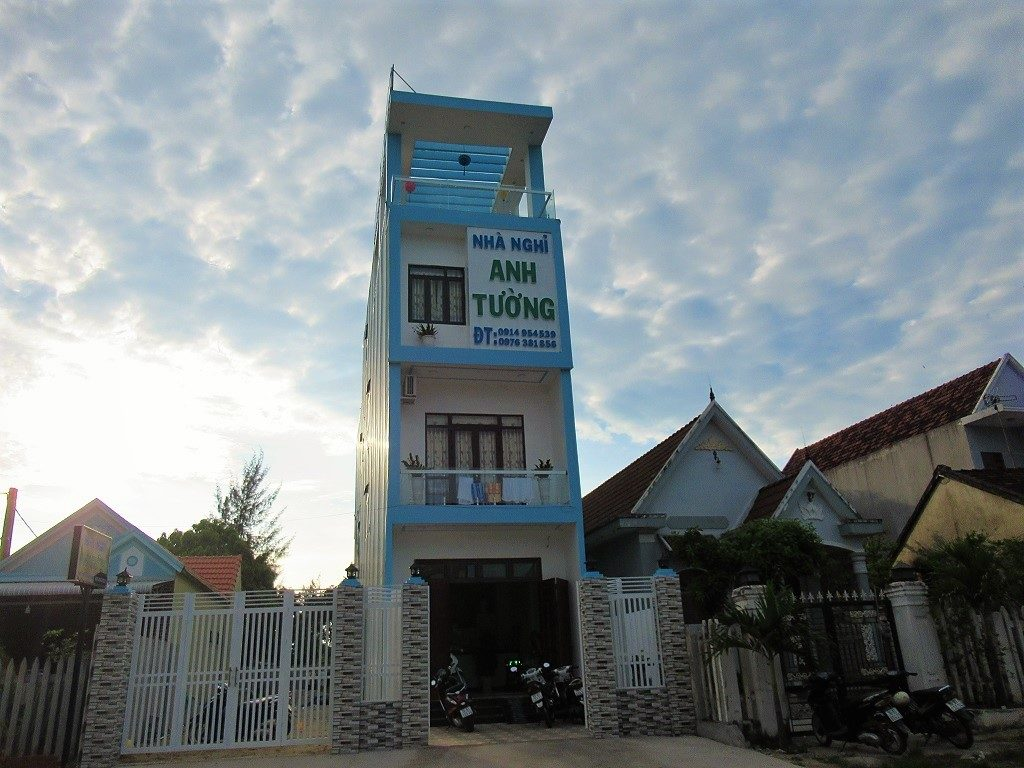 Anh Tuong Hotel, My Khe Beach, Quang Ngai Province, Vietnam