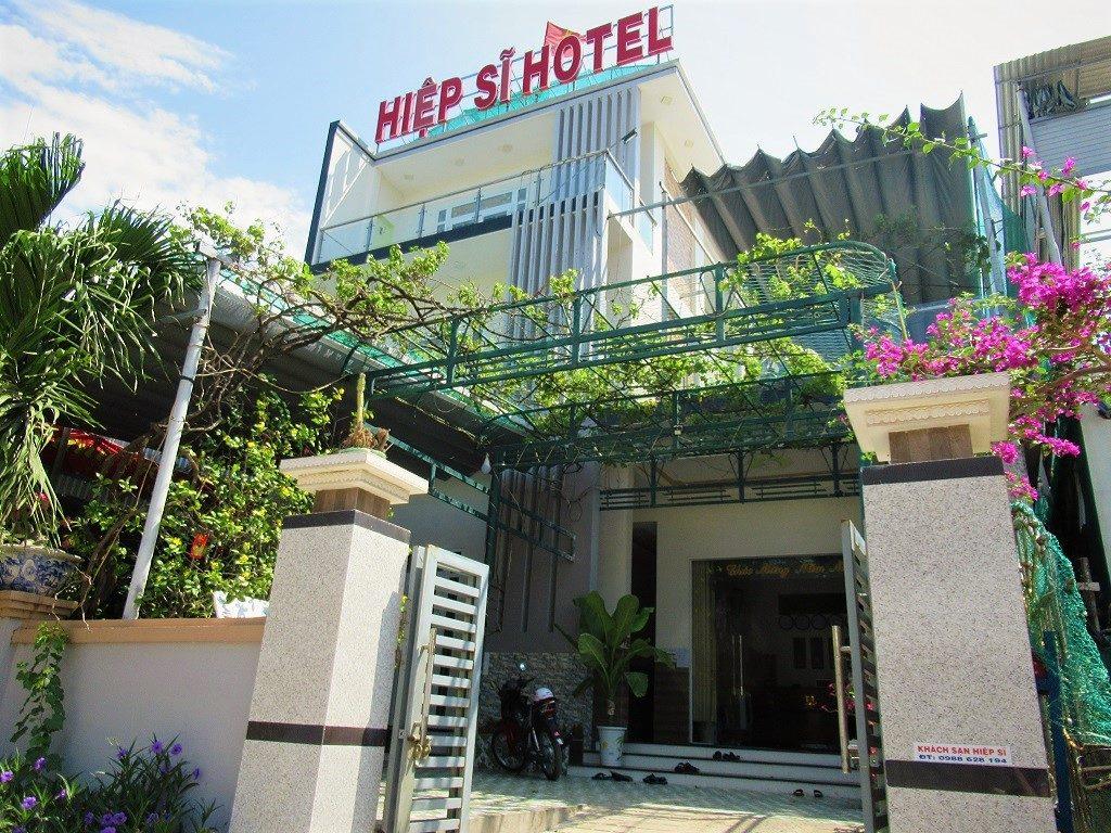 Hiep Si Hotel, Ly Son Island, Vietnam