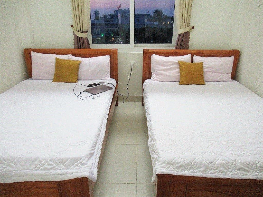Mini-hotel, Ly Son Island, Vietnam