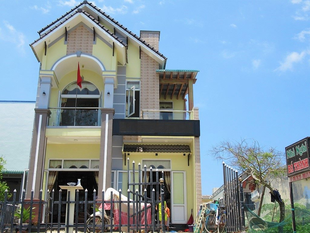 Ba Thanh Guest House, Ly Son Island, Vietnam