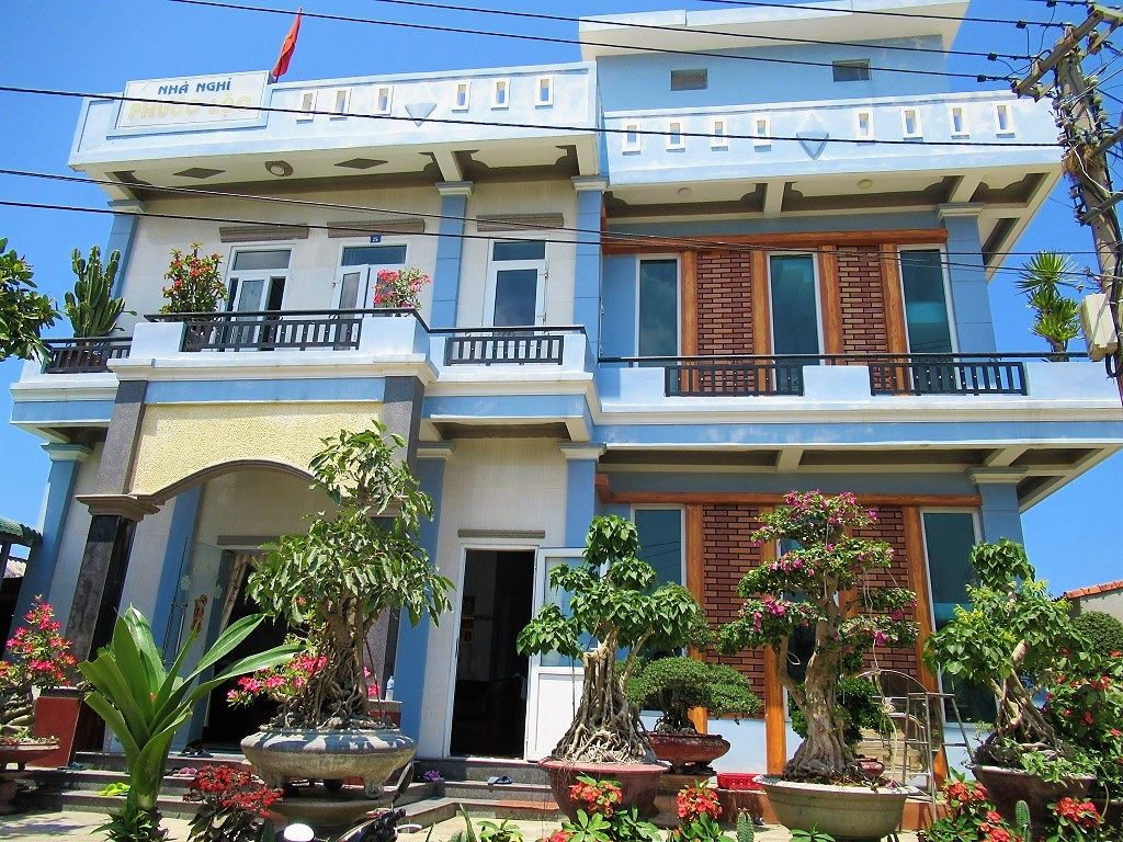 Phuoc Loc Guest House, Ly Son Island, Vietnam