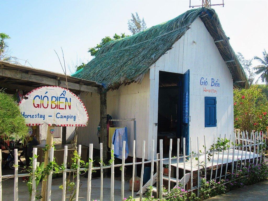 Gio Bien Homestay & Camping, Dao Be Island, Ly Son, Vietnam