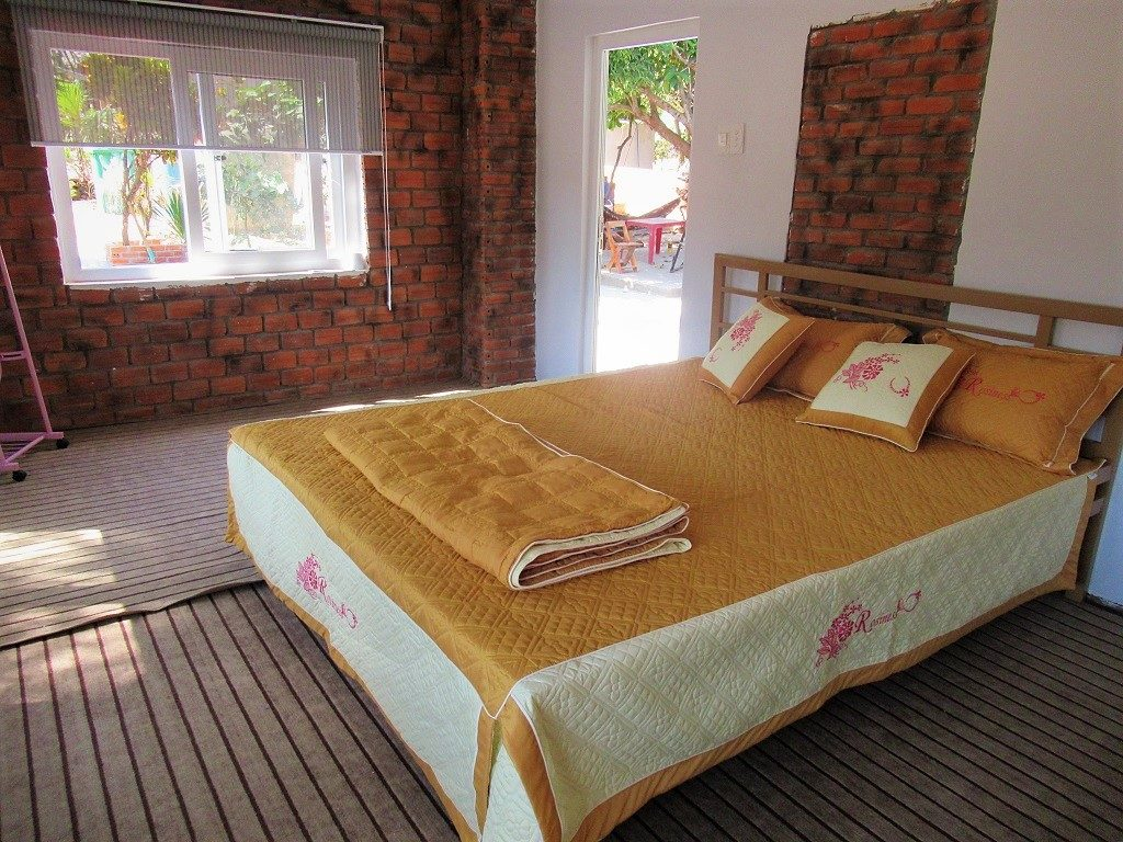 Alabin Homestay, Dao Be Island, Ly Son, Vietnam