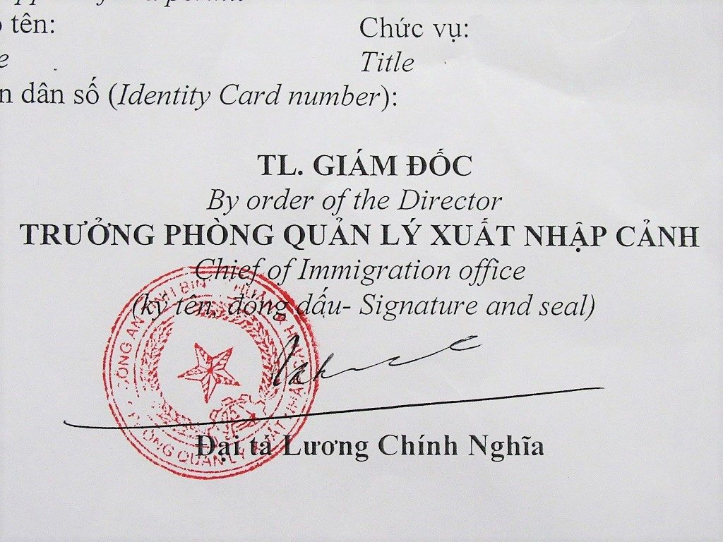 Permit for foreigners to visit Phu Quy Island, Vietnam