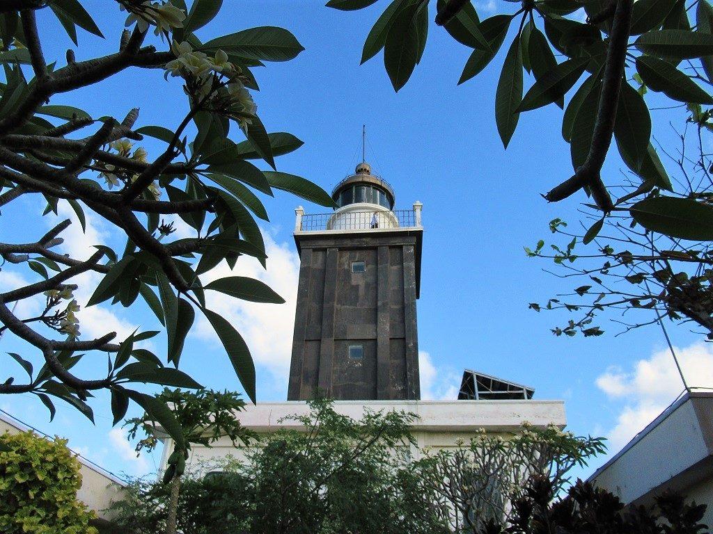 The Phu Quy Lighthouse, Phu Quy Island, Vietnam